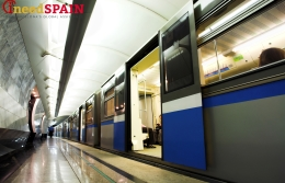 12 new trains to be introduced to four lines of the Barcelona metro